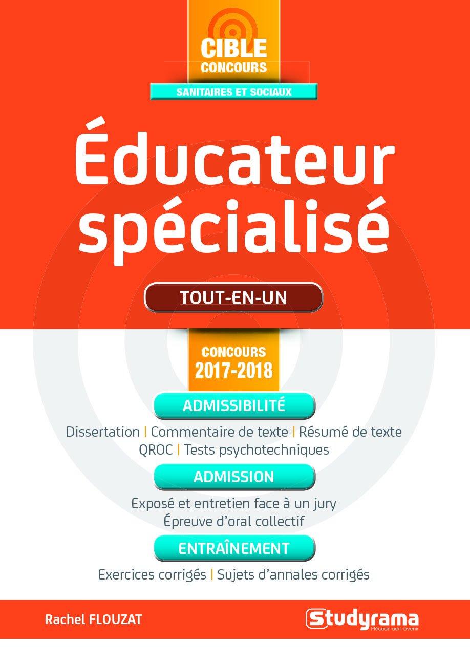 Educateur Specialise (Concours paramédicaux): Amazon.es: Flouzat Rachel: Libros en idiomas extranjeros