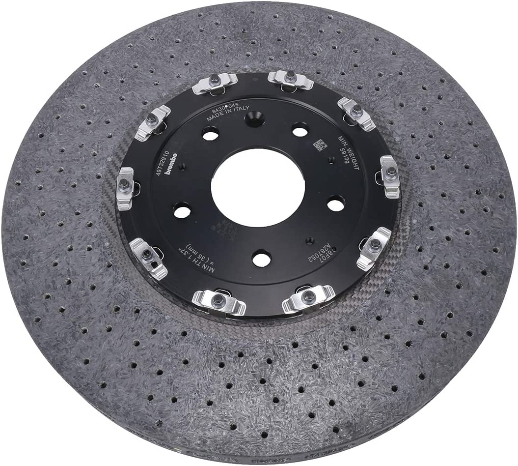 GM Genuine Parts 177-1251 Front Disc Brake Rotor