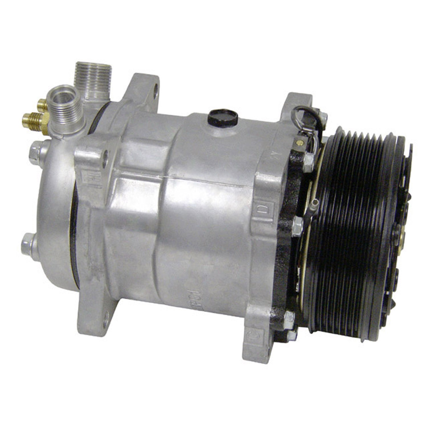 Universal Air Conditioner CO 9537C A/C Compressor by UAC