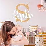Custom Name & Initial - Premium Series - Baby Boy