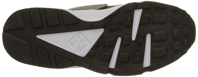 Nike 318429-018, Zapatillas de Deporte para Hombre, Negro (Black/White/Emerald/Resin), 42.5 EU