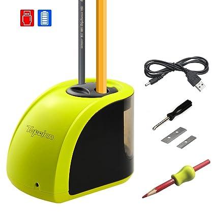 Bleistiftspitzer Elektro Batteriebetriebene Hand Bleistiftspitzer Automatische
