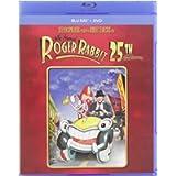 Who Framed Roger Rabbit: 25th Anniversary Edition Blu-ray Combo (Blu-ray + DVD)