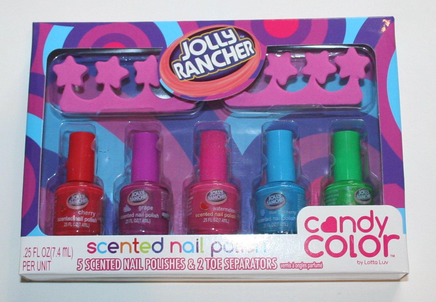 Amazon.com : Jolly Rancher Scented Nail Polish : Beauty