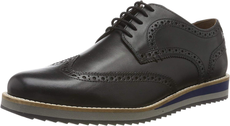 Josef Seibel Yannik 01 Zapatos de Cordones Derby para Hombre
