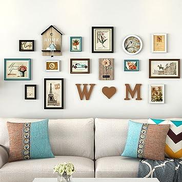 Amazon Decorative Frame Living Room Photo Frames 12 Pcssets