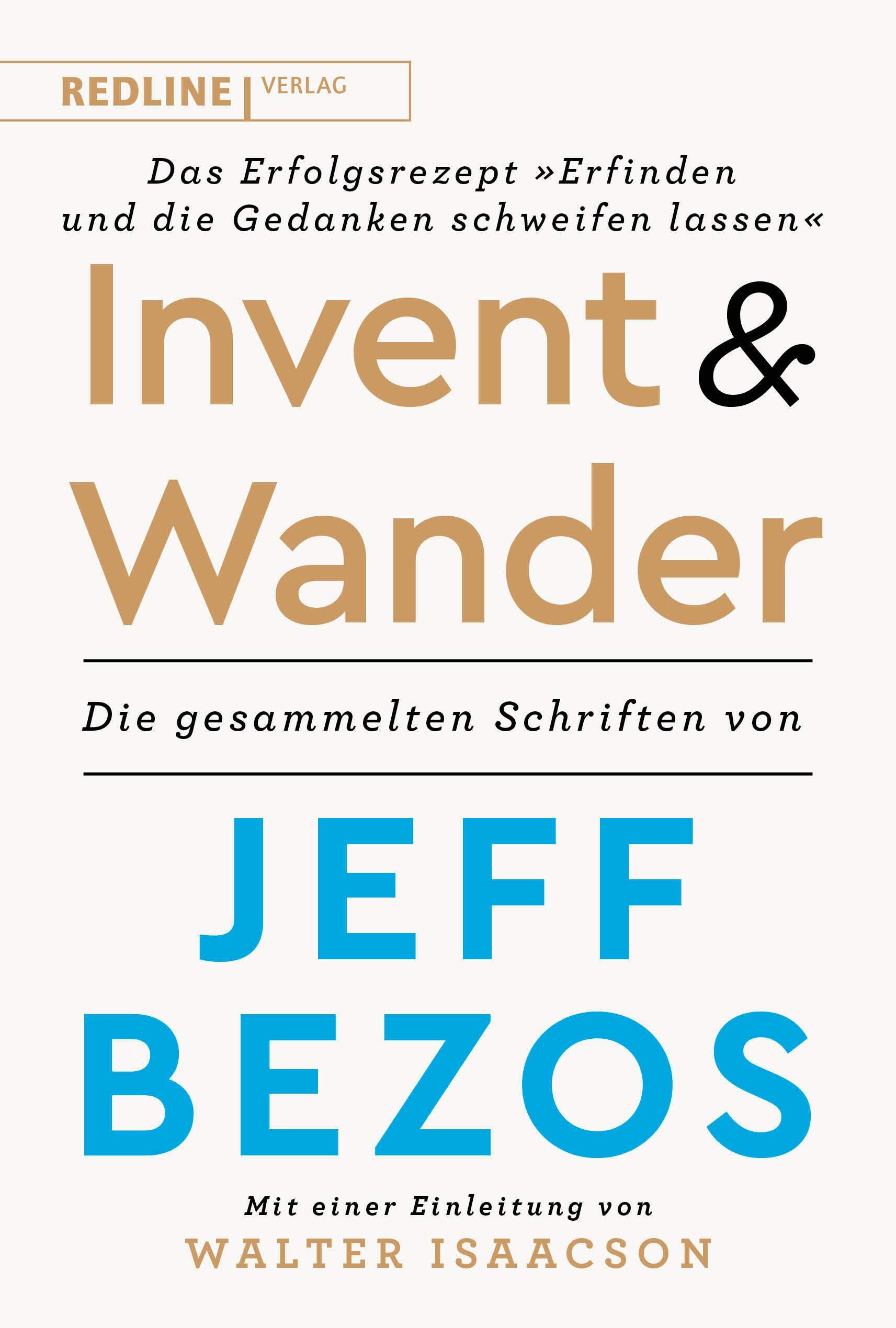 Invent and Wander – Das Erfolgsrezept ...
