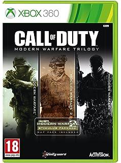 Amazon com: Call of Duty Modern Warfare 2 Platinum Hits - Xbox 360