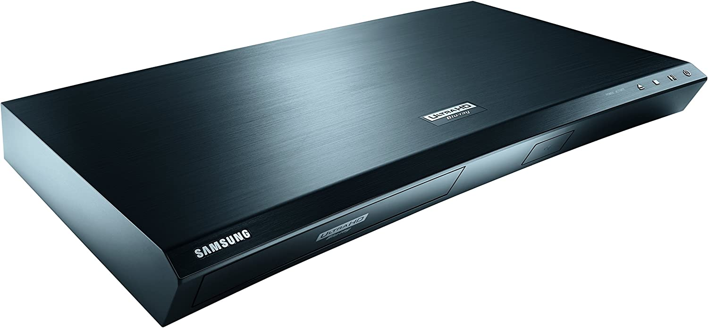 Samsung Ubd K8500 En 3d Curved Blu Ray Player Ultrahd Wlan Smart Tv Multiroom Schwarz Heimkino Tv Video