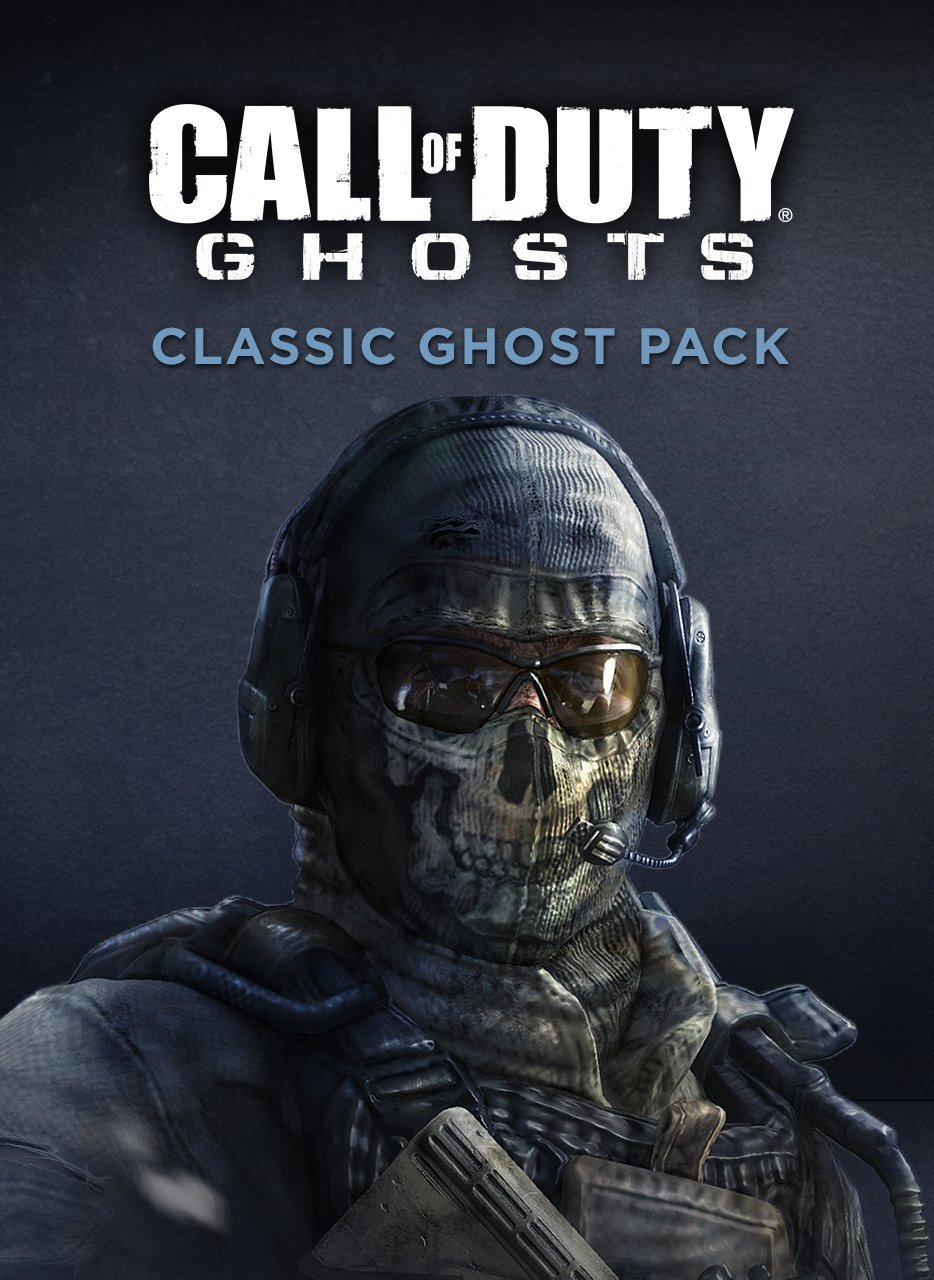Amazon Com Call Of Duty Ghosts Classic Ghost Pack Online Game