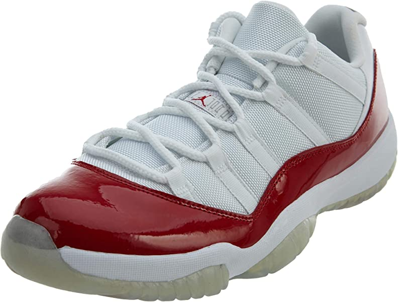 2ae97815efc Amazon.com: Air Jordan 11 Retro Low - 528895 102: Clothing