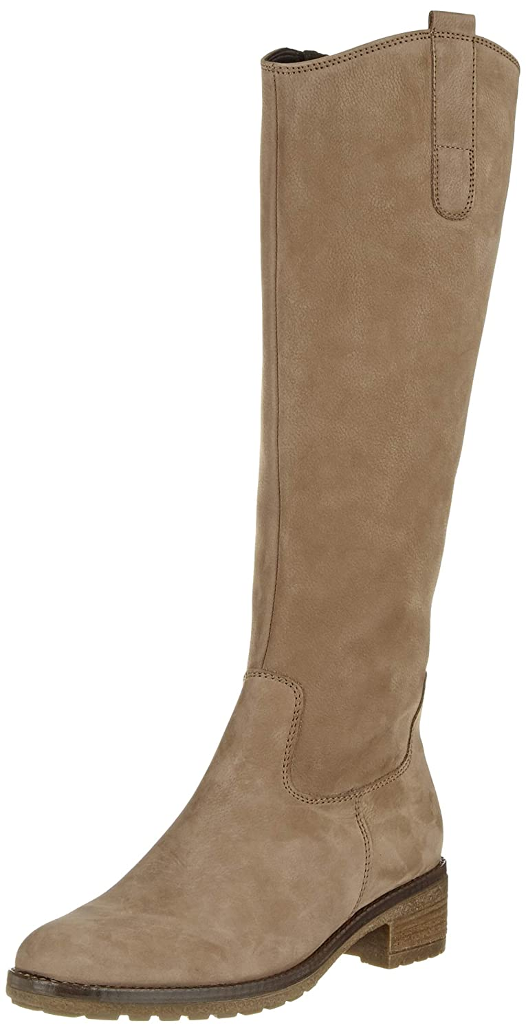 Gabor Femme Shoes (Dark-beige Fashion, Bottes 12) Hautes Femme Beige (Dark-beige 12) 565e290 - piero.space