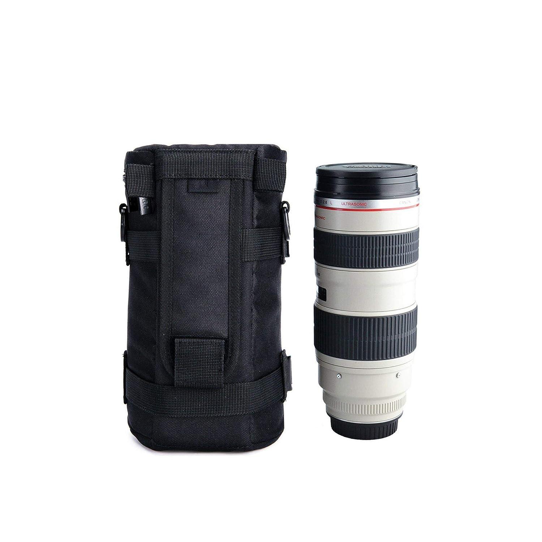 Funda Impermeable para Lente de cámara Canon para Sony para Nikon ...