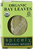 Spicely Organic Bay Leaves - Compact