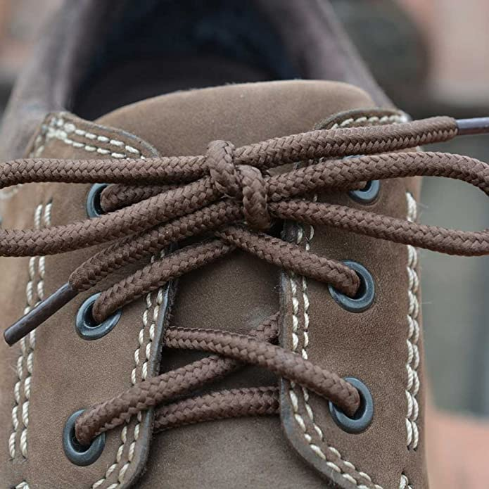 Pairs Round Boots Shoe Laces 27