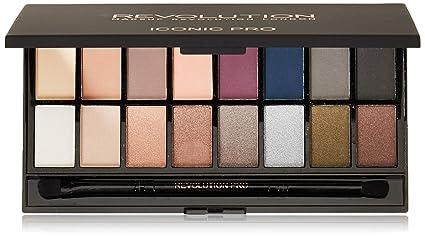 Image Unavailable. Image not available for. Colour: Makeup Revolution London Salvation Palette, Iconic Pro 2 ...