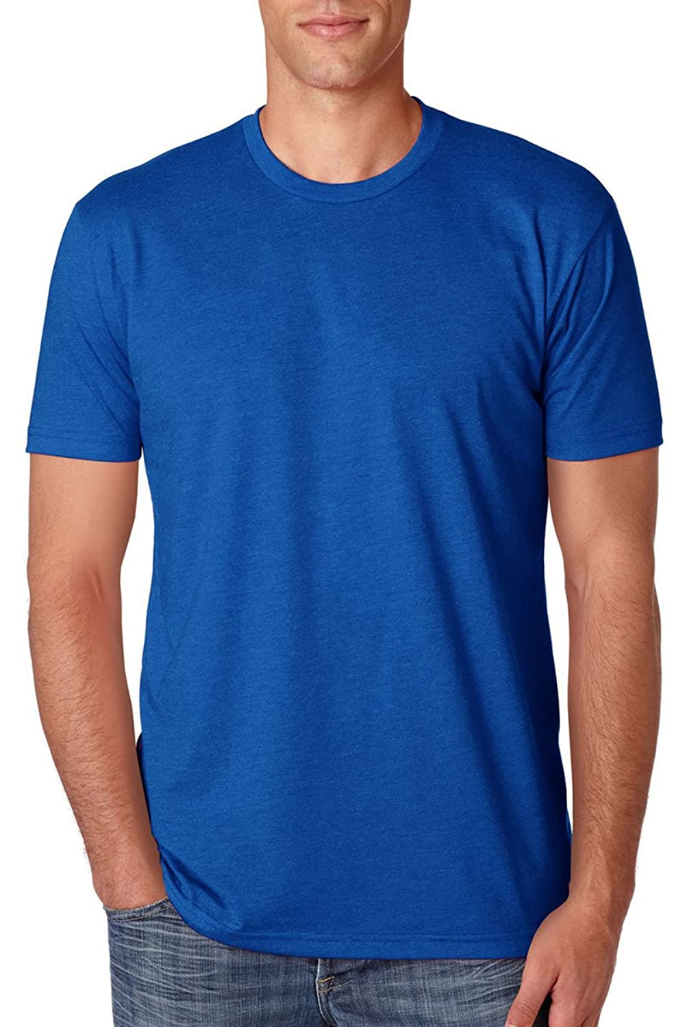 Next Level Men's CVC Jersey T-Shirt (Pack of 3)