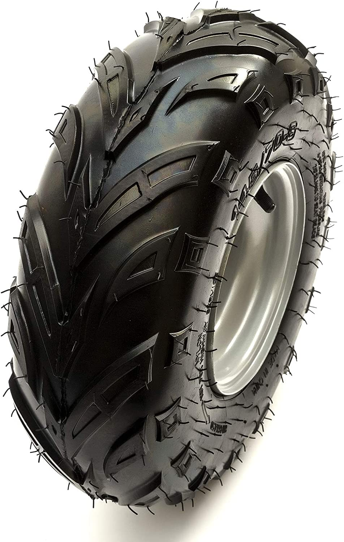 2x Wheel /& Tyre 145x70-6 Front//Rear Left /& Right Kazuma Meerkat Quad Bike ATV