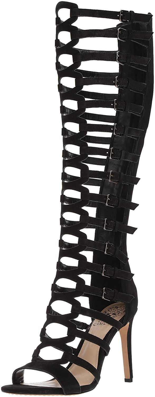 Vince Camuto Women's Chesta Fashion Boot B01N10H0M5 5 B(M) US|Black