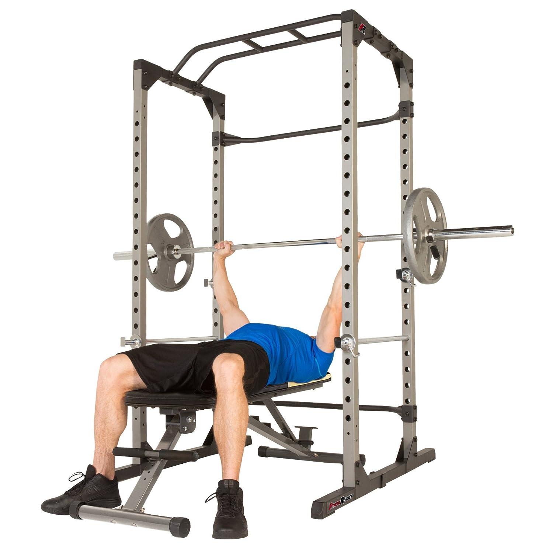 Fitness Realidad 810 x lt Super potencia máxima de jaula, 810XLT, negro: Amazon.es: Deportes y aire libre
