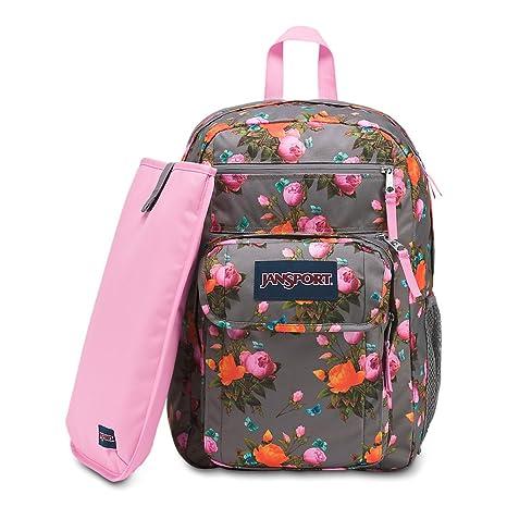 Amazon.com  JanSport Digital Student Laptop Backpack - Sunrise Bouquet  Grey  Computers   Accessories 0136663f14