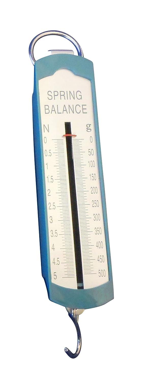 Ajax Scientific Spring Balance- 500g /5N Weight Capacity ... for Laboratory Spring Balance  103wja