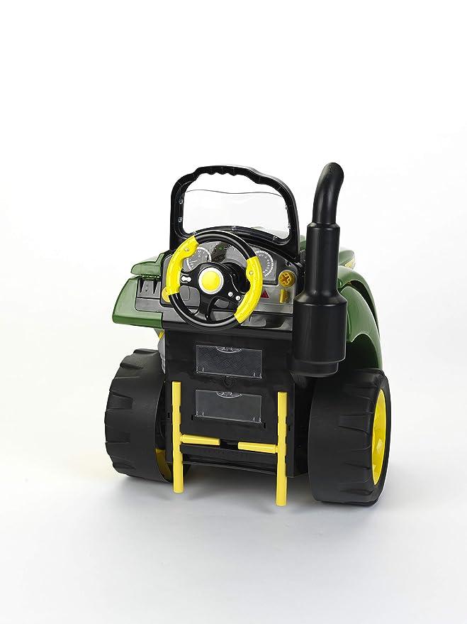 Amazon.com: John Deere Motor de tractor: Toys & Games