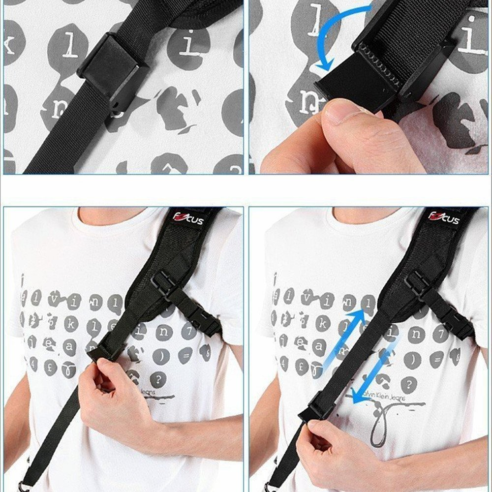 Single Lens Reflex Camera strap,Cherry camera shoulder neck strap fit for Nikon Sony Olympus Pentax, fujifilm, Panasonic Canon Camera SLR DSLR