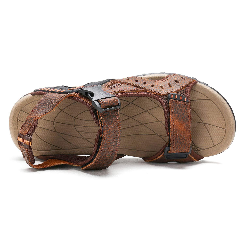 Bruno Marc Mens Maui Outdoor Fisherman Sandals