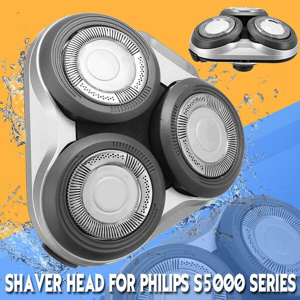 Lebeaut Cabeza de afeitadora de repuesto para Philips Serie S5000 ...