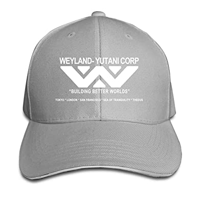 corporation alien company science fiction flex baseball cap ash katherine patch hat brandy melville amazon