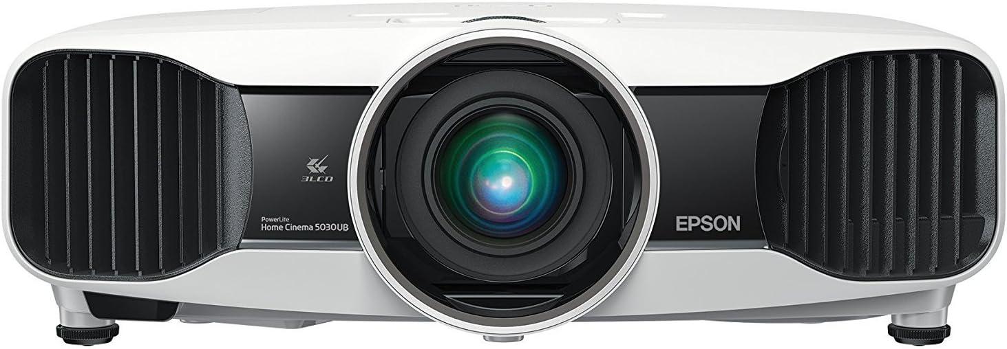 Epson Home Cinema 5030UB 2D/3D 1080p 3LCD Projector - Renewed