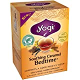 Yogi Teas Tea Caramel Bedtime, Pack of 3