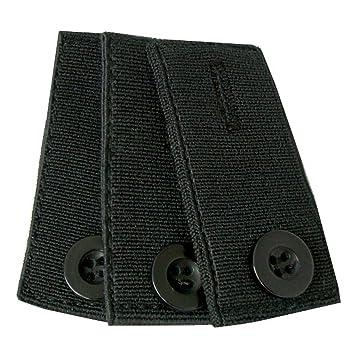 Medipaq Rock Hose oder Jeans Knopf TAILLENSTRECKER 3er Pack  Amazon ... 642a58096a