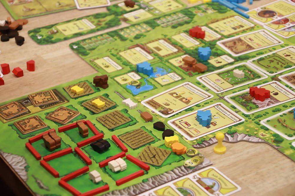 Agricola , color/modelo surtido: Amazon.es: Juguetes y juegos