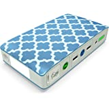 Halo Bolt 57720 Mwh Portable Phone Charger Power Bank Car Jump Starter - Blue Moroccan