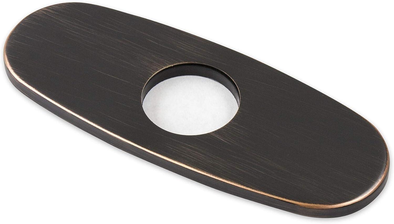 Decor Star PLATE-7O Bathroom Vessel Vanity Sink Faucet 6