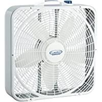 """Lasko 3720 20"""" Weather-Shield Performance Box Fan"""