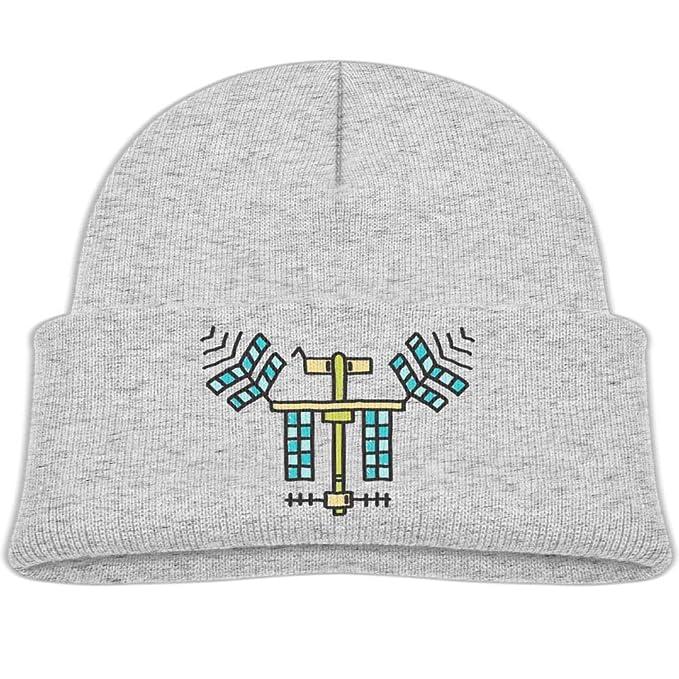 Amazon.com  Fzjy wnx Funny Satellite Wool Hats Cool Boys  0-3 Old ... e01264cdb43