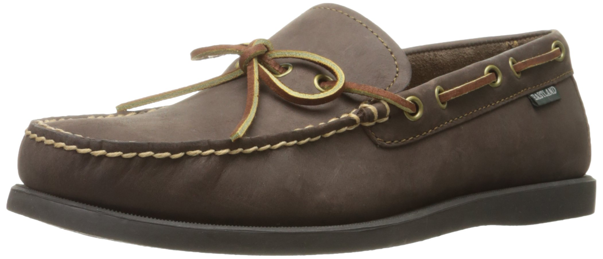 Eastland Men's Yarmouth Slip-on Loafer, Bomber Brown, 10.5 W US