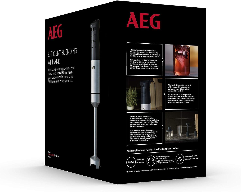 AEG 950008642 HB5-1-8SS Nero//Argento