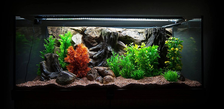 57x27cm Not Foam Aqua Maniac 3D Aquarium Root Background 4-8 cm Thick Polyresin Unique Aqua Decor