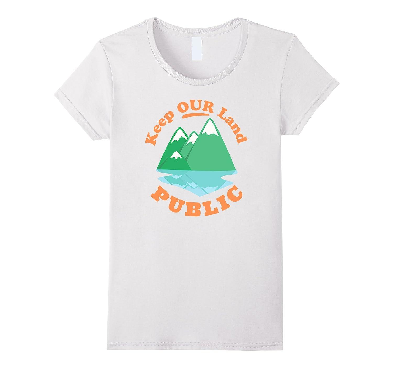 Public Land T-Shirt Stylish, Vintage, Retro, National Park