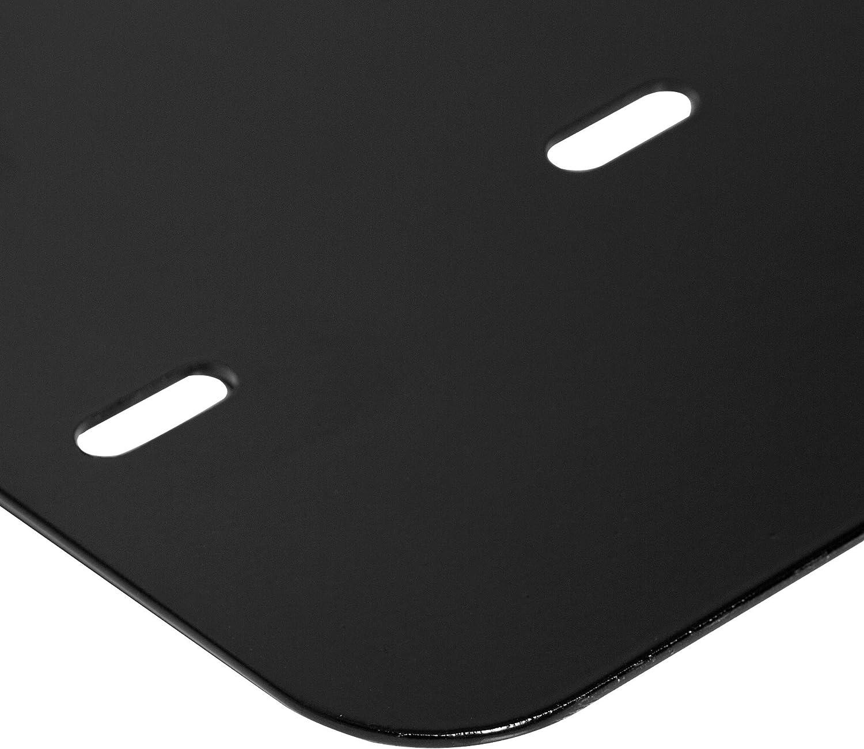 KUAFU Aluminum Roof Top Shade Cover Compatible With Can Am Maverick Max//Commander Max 1000 Black UTV Top Roof