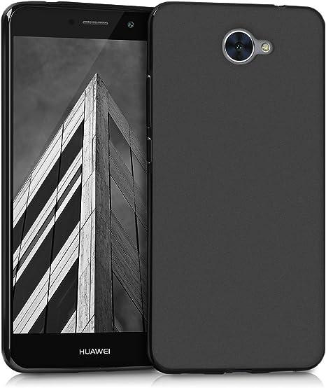 Kwmobile Hülle Kompatibel Mit Huawei Y7 Handyhülle Elektronik
