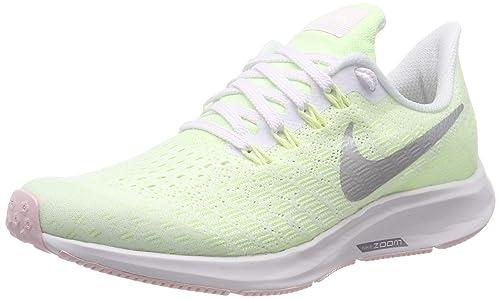 new styles aeb20 6918f Nike Air Zoom Pegasus 35 (GS), Zapatillas de Running para Niños Amazon.es  Zapatos y complementos