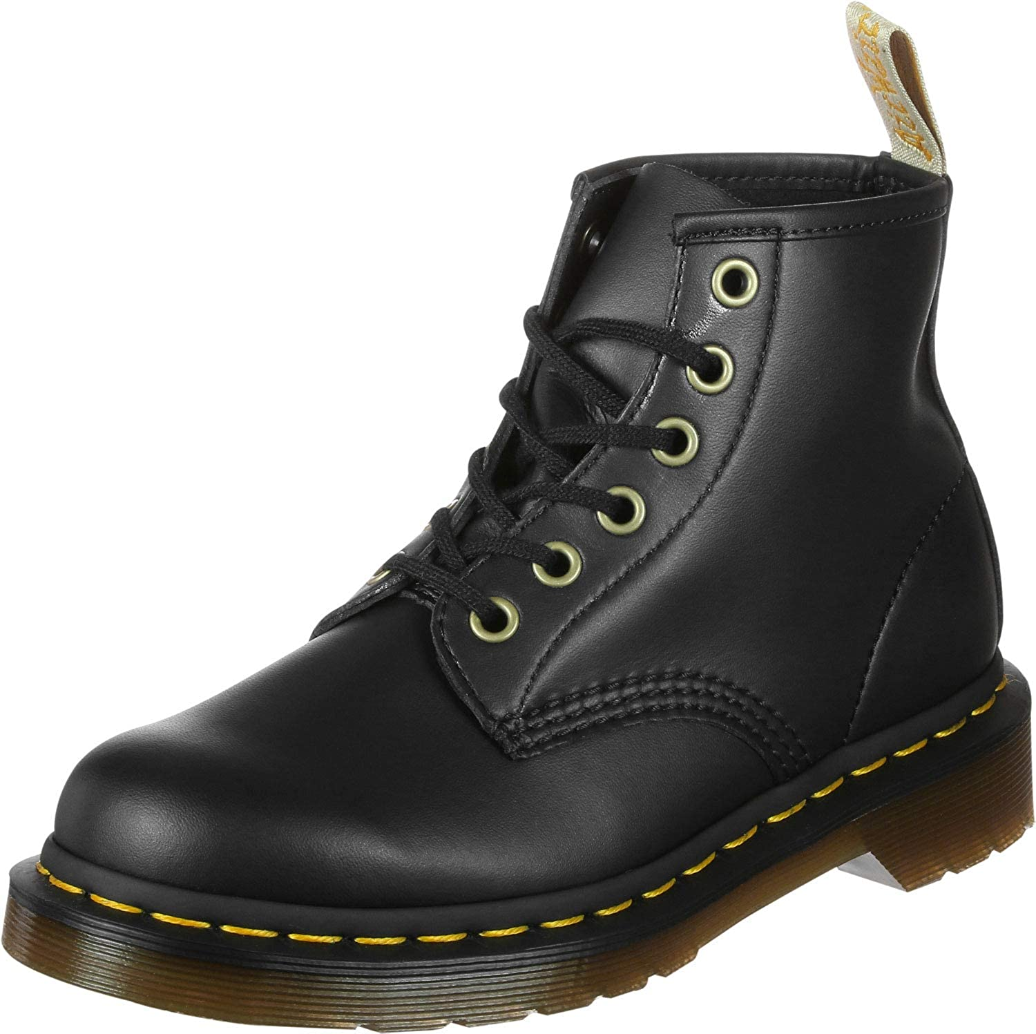 Dr.Martens Unisex 101 Vegan Felix Rub Synthetic Botas: Amazon.es: Zapatos y complementos