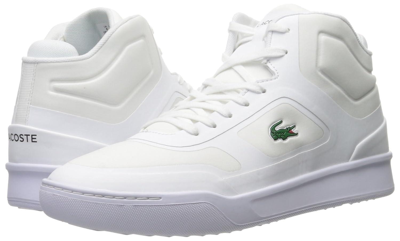 d7d01c72 Lacoste Men's Explorateur Mid SPT 316 1 SPM Fashion Sneaker, White ...