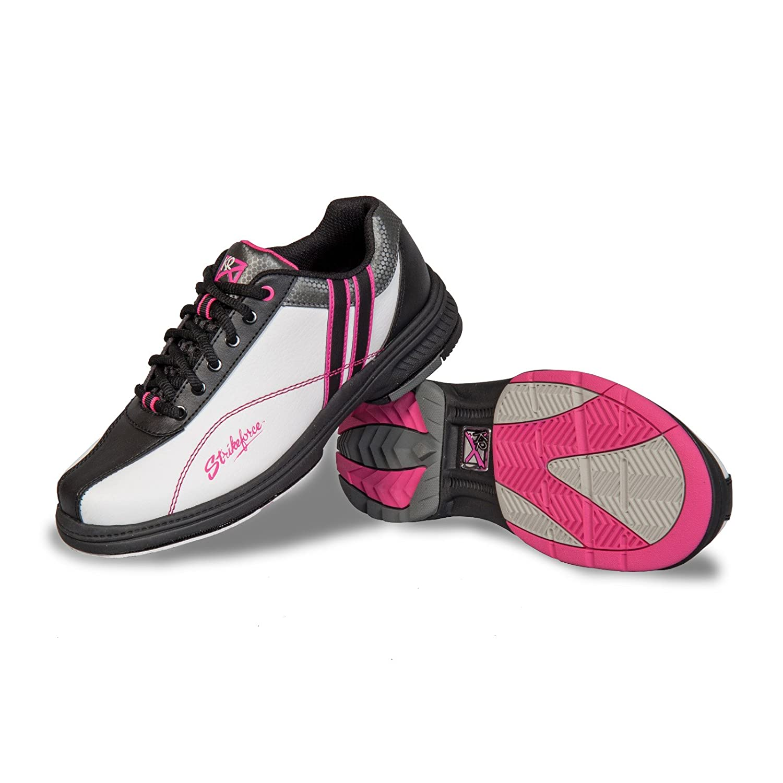 Strikeforce sports coupons - Amazon Com Kr Strikeforce L 900 100 Starr Bowling Shoes White Black Pink Size 10 Sports Outdoors