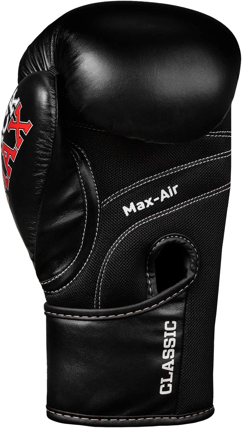 Title Boxing Classic Black Max Select Boxing Gloves